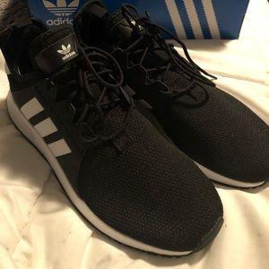 Adidas X_PLR Black & White